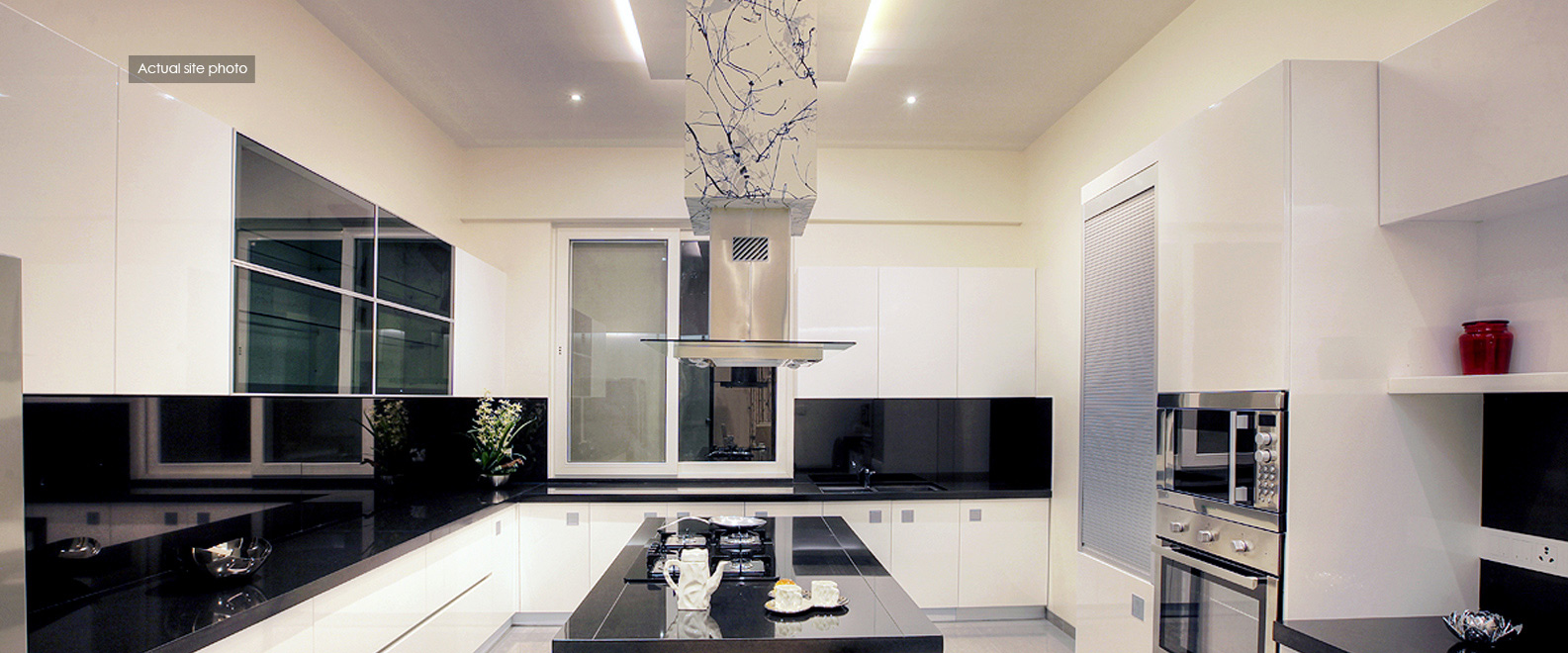 modular kitchen designs - Kitchen Wardrobe Designs